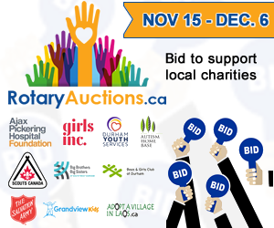 AJAX ROTARY ONLINE AUCTION