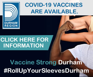 Durham Health - COVID-19 Vaccinations have STARTED