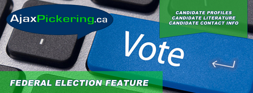 2019 Federal Election Feature - Candidate Profiles, Bios, Contact information and Candidate literature