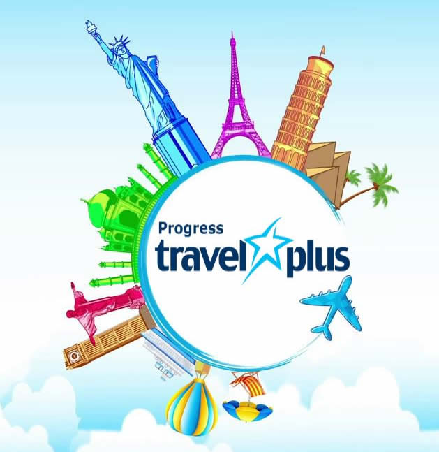 Progress Travel Plus